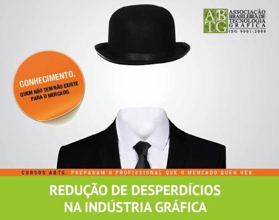 Curso ABTG: Redução de desperdícios na indústria gráfica