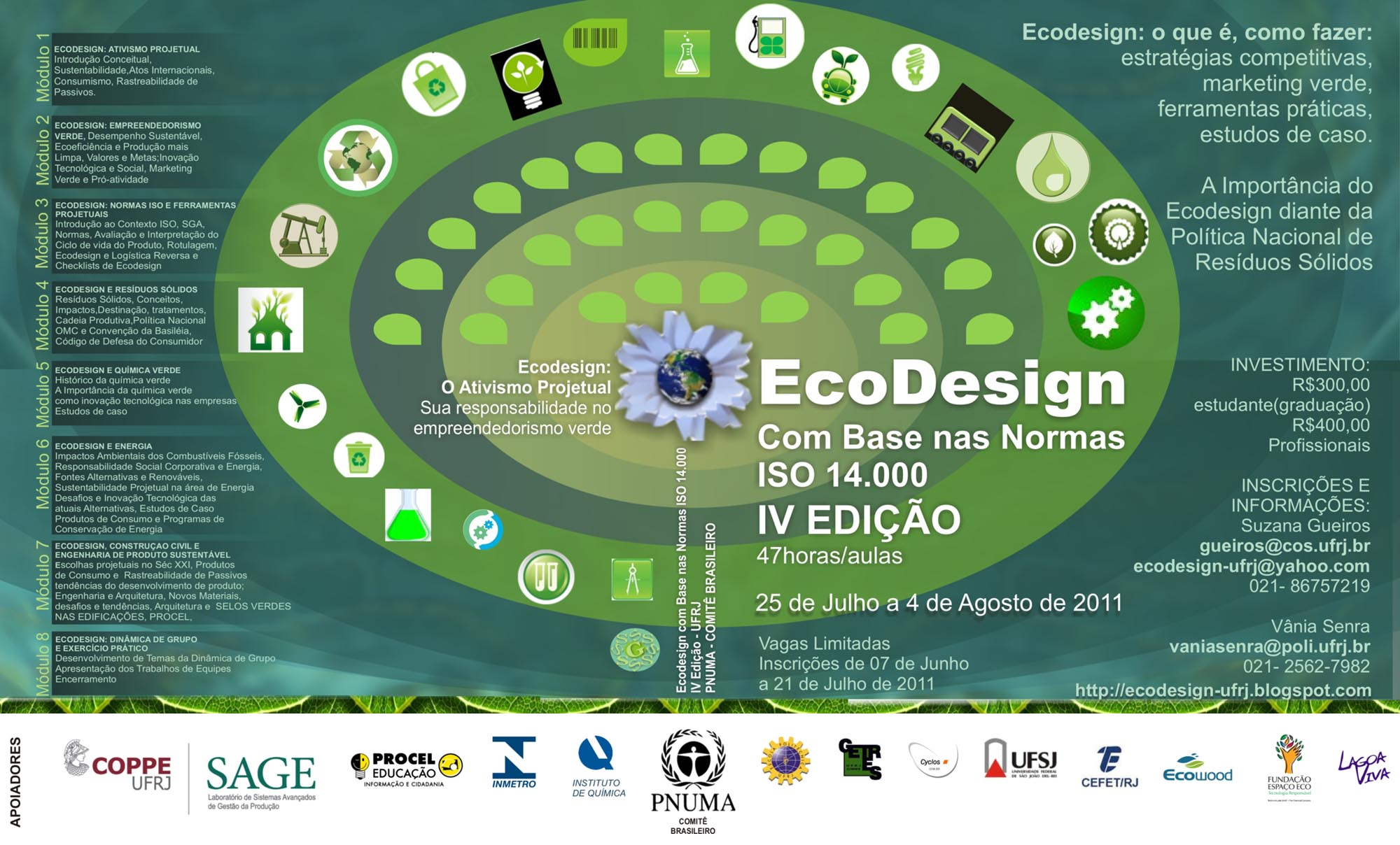 Curso de ecodesign impress es verdes for Design eco casa verde